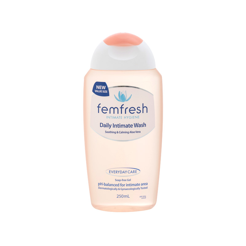 Femfresh Daily Intimate Wash 200ml