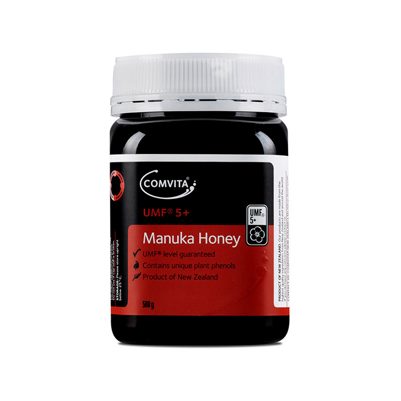 UMF 5+ Manuka Honey 500g