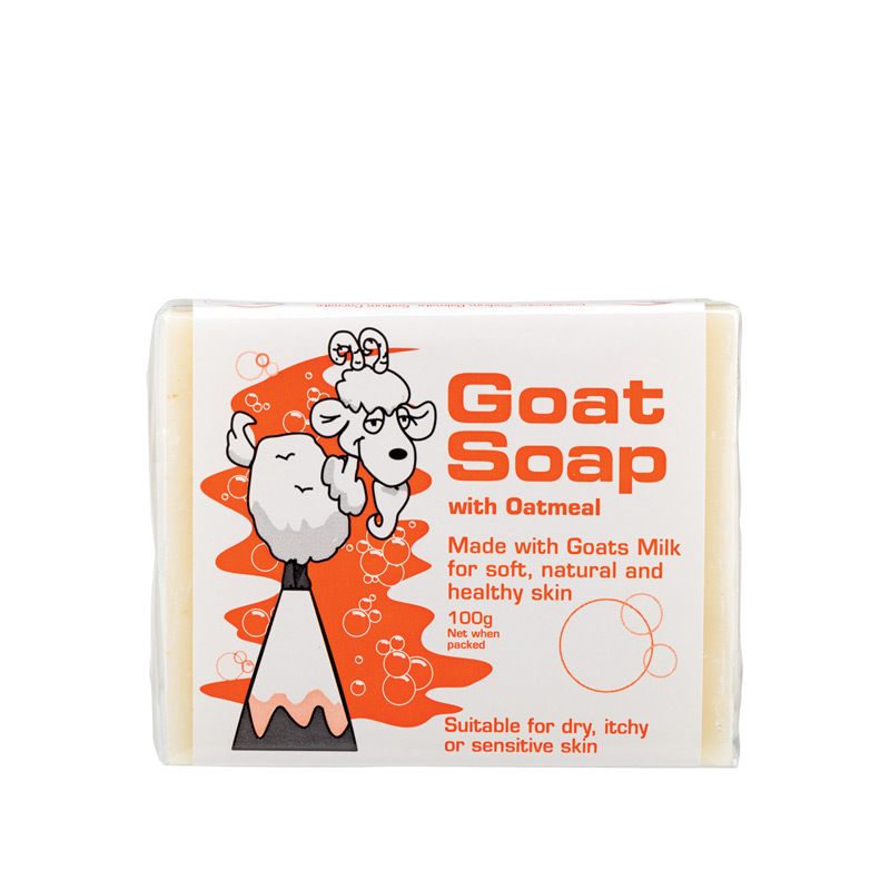 The Goat Skincare Soap Oatmeal 100g