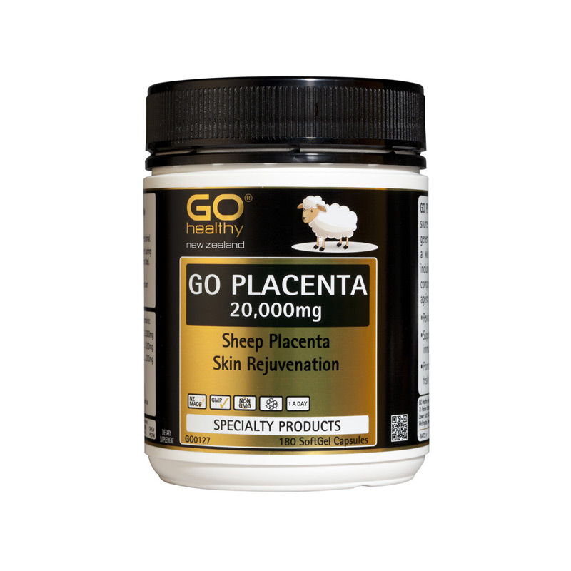 Go Healthy Go Placenta 180s