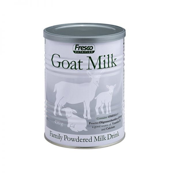 Fresco Goat Milk Family Drink